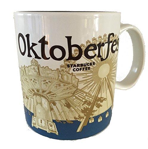 Starbucks koffiemok koffie City Mug thee mok beker Icon Series Oktoberfest 2016 Duitsland