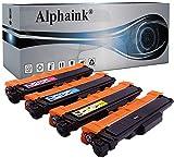 Alphaink 4 Toner compatibili con TN-245 TN-241 per Brother HL3140 TN241 HL3140 HL3140CW HL3150 HL3150CDW HL3170CDW DCP9020CDW MFC9130CW MFC9140 MFC9330CDW MFC9340CDW