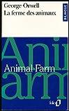 La ferme des animaux (Bilingue, texte et traduction en regard) Préface et notes de Yann Yvinec - Traduction de Jean Quéval - Gallimard - 01/01/1996