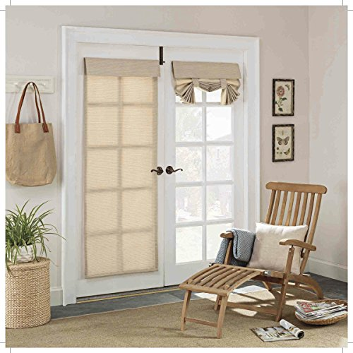Parasol 15930026068OAT Key Largo 26-Inch by 68-Inch Patio Indoor / Outdoor French Single Door Panel, Oatmeal