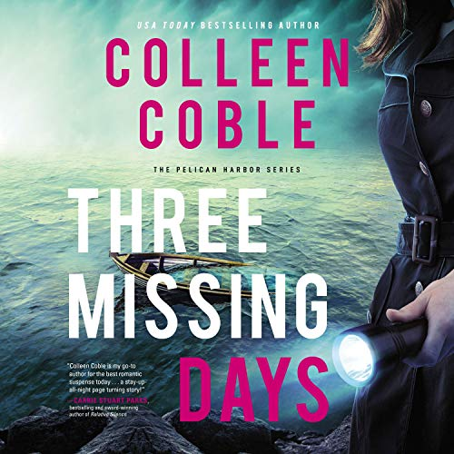 Three Missing Days cover art