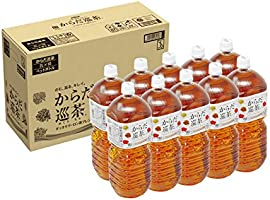 【Amazon.co.jp限定】コカ・コーラ からだ巡茶 お茶 ペットボトル (2L×10本)