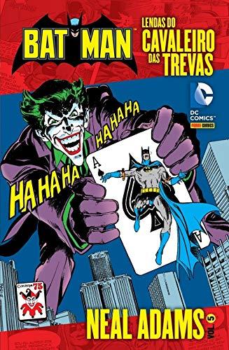 Batman - Lendas do Cavaleiros das Trevas - Volume 5 - Neal Adams