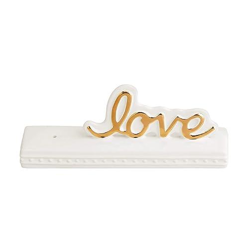 Nora Fleming Stoneware Love Sign SG02