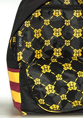 Harry-Potter-Hogwarts-Backpack-Childrens-Backpack-38-cm-2014-liters-Black