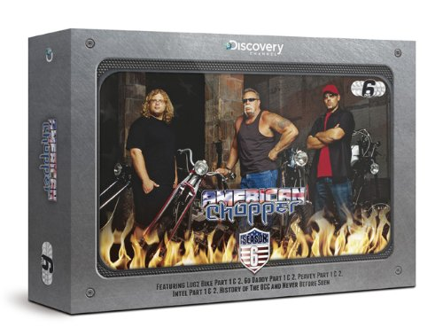 American Chopper Season Six Gift Set [DVD] [UK Import]