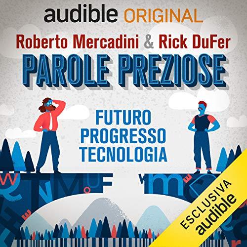 Futuro, Progresso, Tecnologia copertina