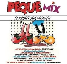 Peque Mix 2: Peque Mix - The Littles - Un Mundo Submarino - Un Mundo Fantastico - Peque Mix - Soy Un Gnomo - El Equipo A - Bang Bang Lucky Luke - Peque Mix - David - El Loco Mundo De Los Payasos- La