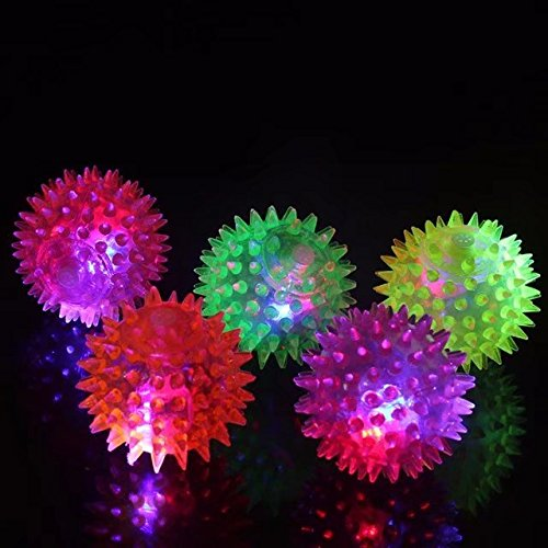 Flex-Hüpfender Ball für Hunde, XXL, (verschiedene Farben)