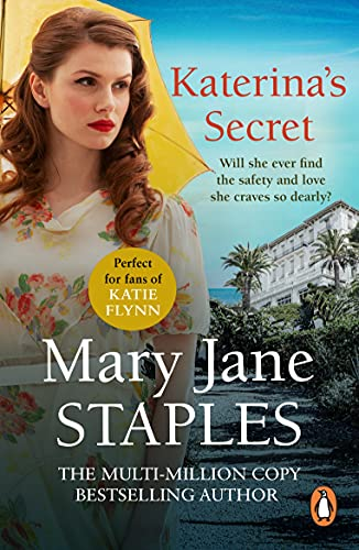 Katerina's Secret: A heart-warming and enthralling romantic adventure that will sweep you away across Europe… (English Edition)