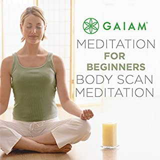 Body Scan Meditation audiobook cover art