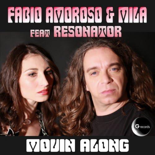 Fabio Amoroso, Mila feat. Resonator