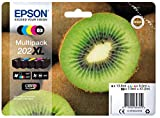 Epson Original Cartuchos de Tinta, color multicolor 202 XL válido para EPSON Expression Premium XP-6000 / XP-6005, Ya disponible en Amazon Dash Replenishment