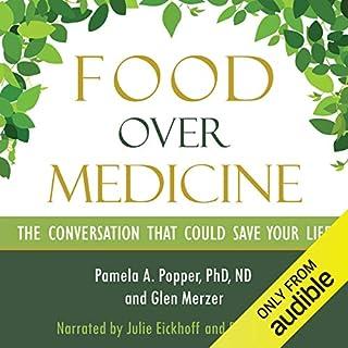Food over Medicine audiobook cover art