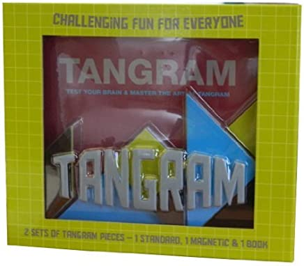 Tangram Kit (Box Magnetic) by Parragon Books (2012-02-01)