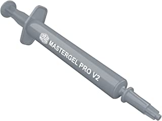 Cooler Master MasterGel Pro V2 High Performance Thermal Compound with High CPU/GPU conductivity W/m.k= 9m Design for CPU a...