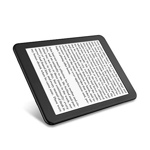 NBVC EBook Lector de 7,8 Pulgadas de Tinta electrónica eReader 8 Core Android 6.0 Dual de Color frontlight 2G / 16GB (Bundle : +Case Sets, Color : Black) miniatura