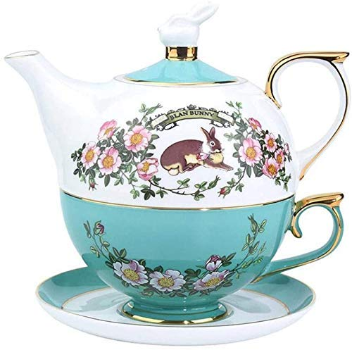 Tea Set Coffee Set, European Bone China, Hand-Painted Gold, For The Family, Ornaments, Gifts