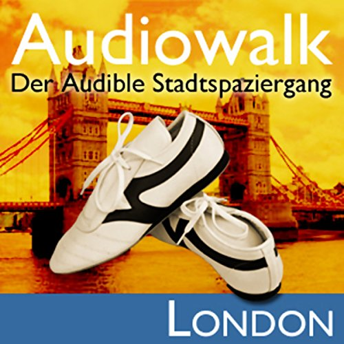 Audiowalk London audiobook cover art