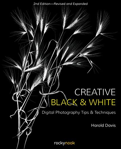 Creative Black and White: Digital Photography Tips and Techniques (English Edition)