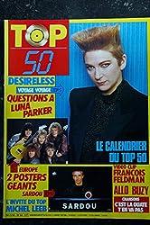 TOP 50 044 1987 01 * DESIRELESS EUROPE SARDOU FELDMAN LEEB