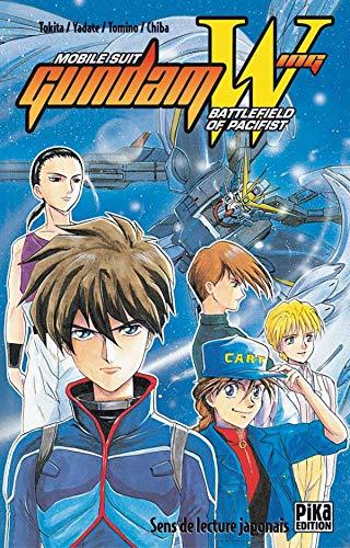 Gundam Wing : Battlefield of pacifist