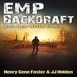 EMP Backdraft audiobook cover art