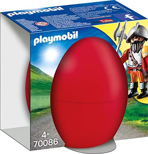 PLAYMOBIL  Ostereier Huevo Caballero cañón