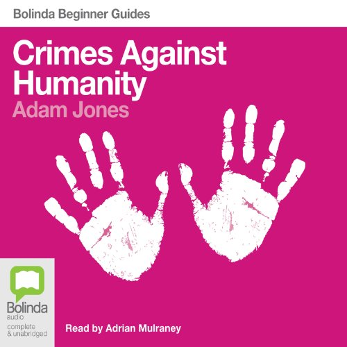 Crimes Against Humanity: Bolinda Beginner Guides audiobook cover art