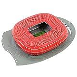 Wanson 2018 Russia World Souvenirs Estadio De Fútbol Allianz De Munich Estadio Bernabeu Puzzle De Modelo 3D De Fútbol Fan Souvenirs Es Un Gran Recuerdo,M