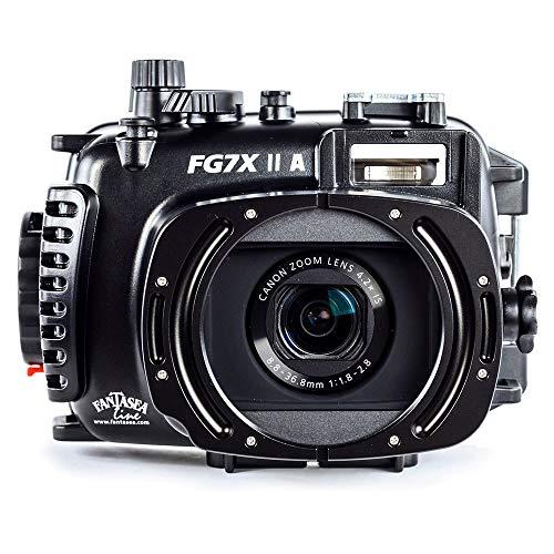 Fantasea FG7X II A Vacuum Housing Compatible with Canon G7 X Mark II Camera