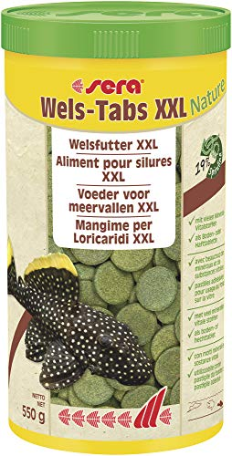 sera Wels-Tabs XXL Nature 1.000 ml