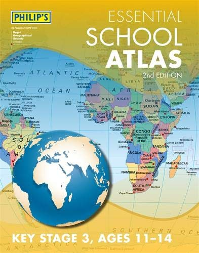 Philip's Essential School Atlas (Philips School Atlas)