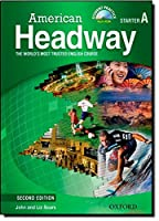 Second Edition Starter Split Student Book A with Multi-ROM (American Headway)