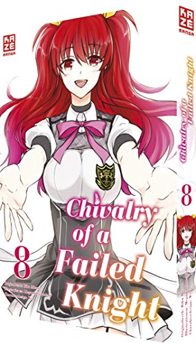 Chivalry of a Failed Knight - Band 8