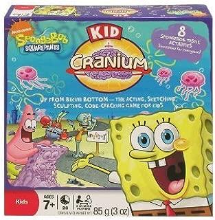 SpongeBob SquarePants Kid Cranium Board Game by SpongeBob