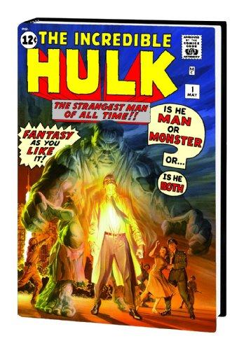 The Incredible Hulk Omnibus Volume 1 HC Ross Variant: v. 1