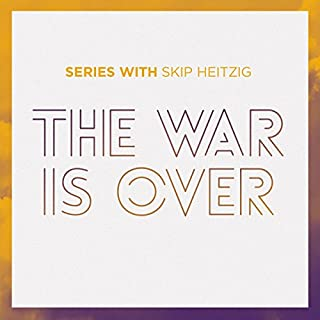 The War Is Over audiobook cover art