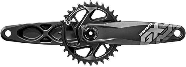 Sram Crank Gx Eagle 12S W Direct Mount 32T X-Sync 2 Chainring (Dub Cups/Bearings Not Included) Bielas, Unisex Adulto, Negro, 175 mm