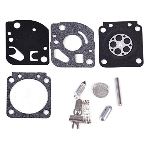 Carburetor Rebuild kit Carb Gasket Diaphragm Repair fit for Zama C1U-K54 C1U-K54A C1U-K81 -  eastar, YOT01042