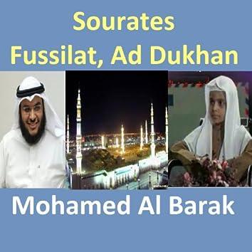 Sourates Fussilat, Ad Dukhan (Quran - Coran - Islam)