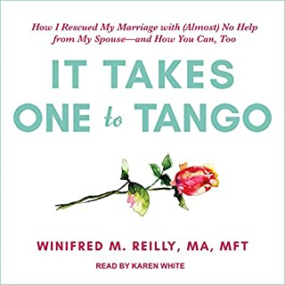 It Takes One to Tango cover art