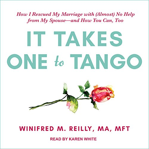 It Takes One to Tango audiobook cover art