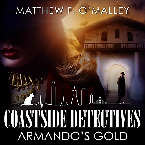 Coastside Detectives: Armando's Gold audiobook cover art