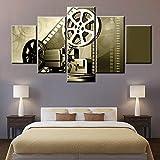 Mookou Film-Spule auf Leinwand, HD Prints auf Leinwand, 5