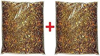 SANCTIFIED Puja Havan samagri l Poojan Samagri (हवन सामग्री) for havan 500gm 100% Pure & Natural Havan Samagri Natural fragrances for Puja (Pack of 2)