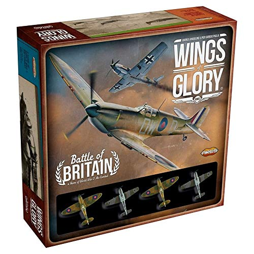 Ares Games AREWGS003A Wings of Glory WW2 - Set iniciación