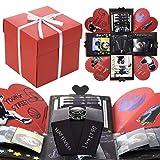 VEESUN Boîte Surprise Cadeau Creative DIY Explosion Box, Memories Box Album Photo...