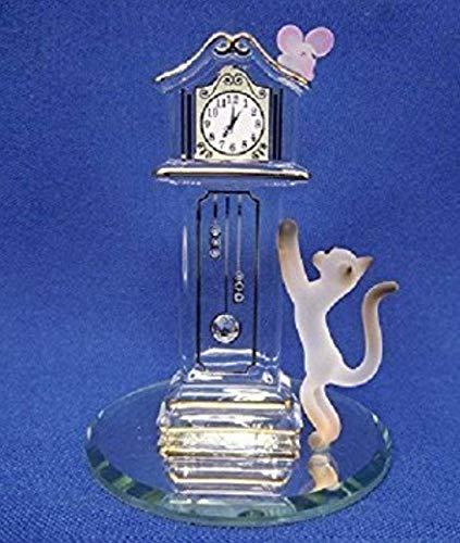 Glass Baron Hickory Dickory Clock