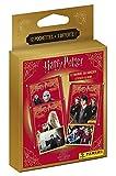 Panini France SA Manuel DU SORCIER pochettes Harry Potter – El Manual de la Salida, blíster de 12 + 1 Fundas (004279KBF13)